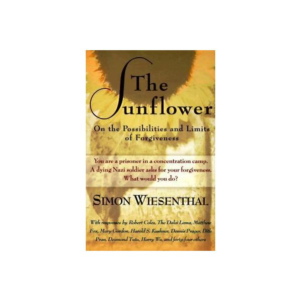 analysis simon wiesenthal s sunflower The sunflower has 6,090 ratings and 571 reviews aileen said: simon wiesenthal is in a nazi concentration camp in poland and performing physical labor at.