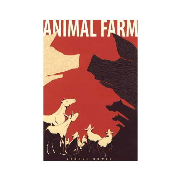 an analysis of nudging in animal farm a novel by george orwell Animal farm is a novel by george orwell that was first published in 1945  here's where you'll find analysis about the book as a whole, from the major themes and.