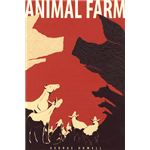 An analysis of mistreatment in animal farm by george orwell