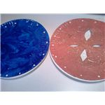 Pie Plate & Crust Painted