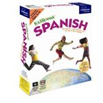 Kid Speak Spanish Software Package