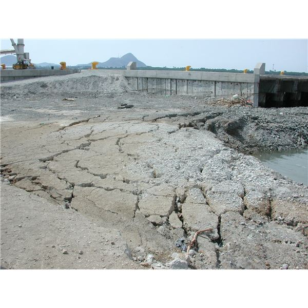 Damages due to earthquakes ground shaking liquefaction for Soil liquefaction