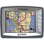 Lowrance 112-362 iWay 500C Portable GPS Navigator and MP3 Player