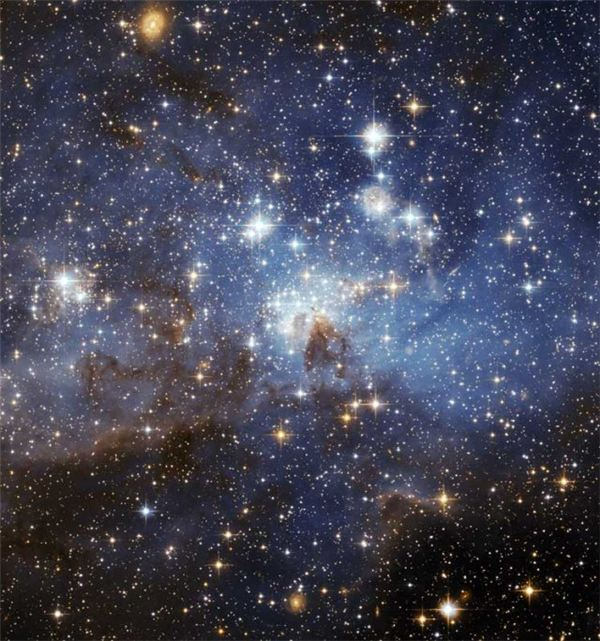 Large Magellanic Cloud - Stellar Nursery