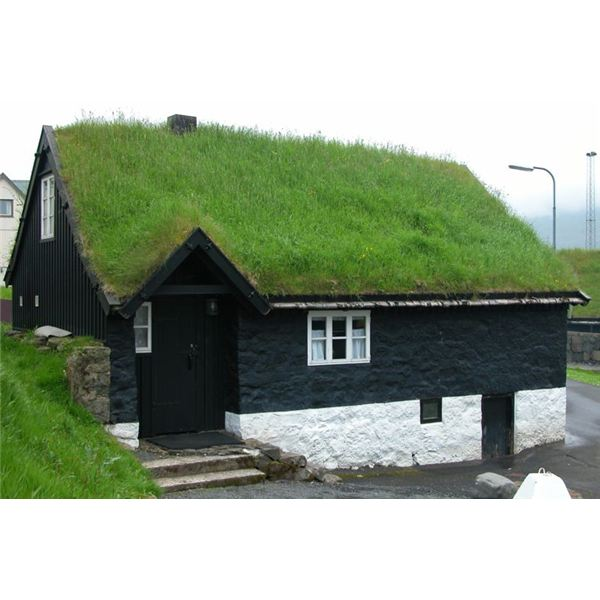 How To Build A Green Roof An Environmentally Friendly