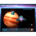 Planet Heroes Turbo Shuttle Game