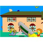 simpsons games to play online