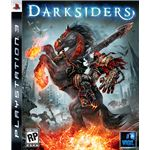 Darksiders PS3 Cover