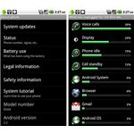 The Battery Use Page