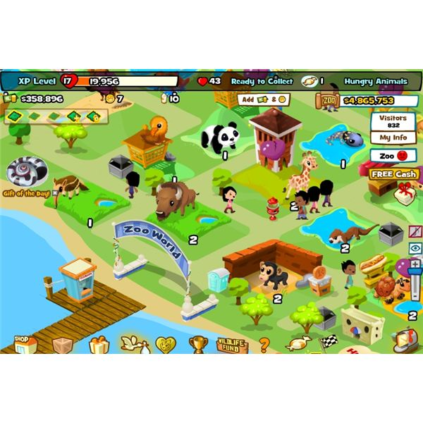 Free online zoo games building the best online zoo for Building builder online
