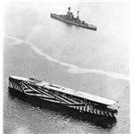 HMS Argus by US Navy