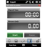 Joggah Screenshot timer
