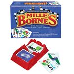 Mille Bornes is a french game loved by adults and children alike.