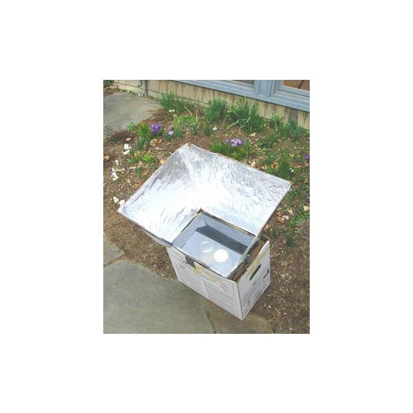Make Your Own Solar Cooker At Home Make Your Home Energy