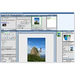"""Screenshot of the free, online, graphic design software Fatpaint"