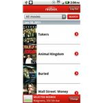 Redbox android app review