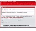 Fake Anti Spyware Warning