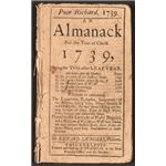 379px-Poor Richard Almanack 1739