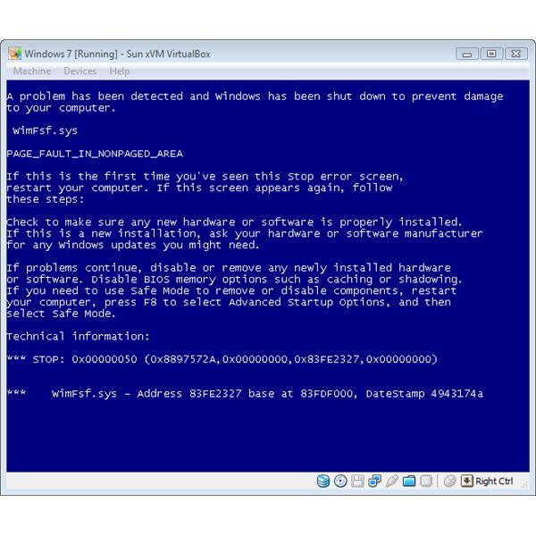 Common Windows Vista Error Messages And How To TroubleshootWindows Vista Error Messages