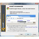 Chrome by Google in Avast installer