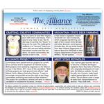 Email newsletter for the Alliance of WV Champion Communities