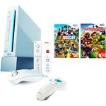 Wal Mart Wii Family Fun Value Bundle