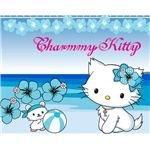 Hello Kitty Beach Wallpaper