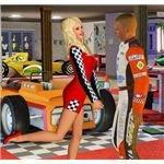 Sexy Sims 3 Fast Lane Stuff