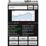 Stock Quote Android App