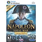 Napoleon: Total War PC Cover