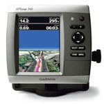Garmin GPSMAP 546 5-Inch Waterproof Marine GPS and Chartplotter