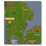 Location of Wild Kebbit in Runescape