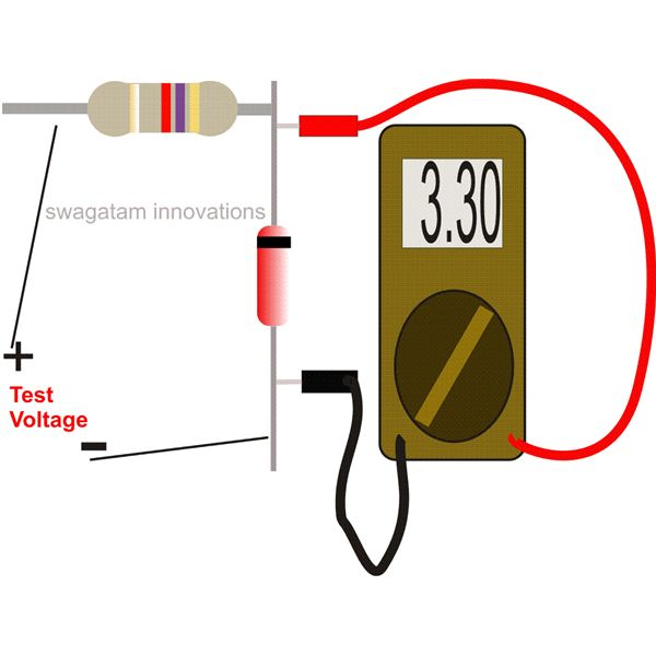 Zener Diode Voltage Regulator Calculator in addition 54831 Optimizing Zener Diode Stability The Band Gap Connection furthermore Watch also Testing Electronic  ponents also Ripple Free Short Circuit Protected Variable Output Voltage And Current Power Supply. on zener diode tester