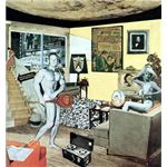 Just What Is It That Makes Todays Homes So Different So Appealing by Richard Hamilton from Wikipedia