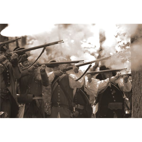 Causes of the american revolutionary war essay