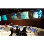 ESA Control Room Published for Public Domain