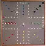 Aggravation Board (handmade)