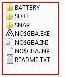 NO$GBA Install Folders