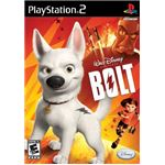 Disney's Bolt cover art