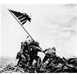 Flag Raising on Iwo Jima