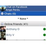 Chat on Facebook App