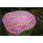 No Discrimination by TheoGeo