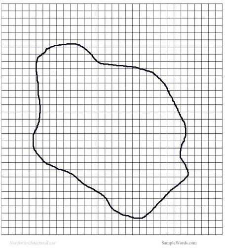 land area calculator or measurement methods  planimeter
