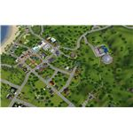 Map View in the Sims 3