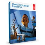 Photoshop Elements 9 Box Shot