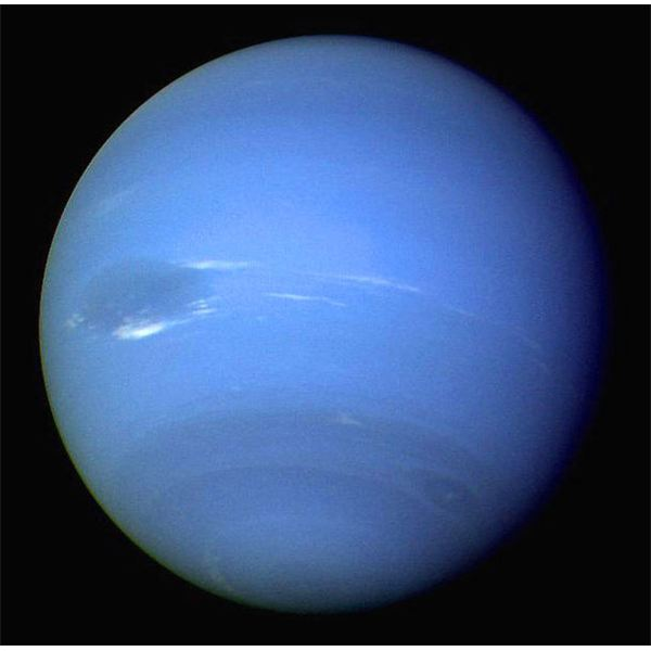 Why is Neptune Blue? Information and Facts about Neptune's ...
