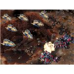 Starcraft 2 Carrier Fleet Attacks
