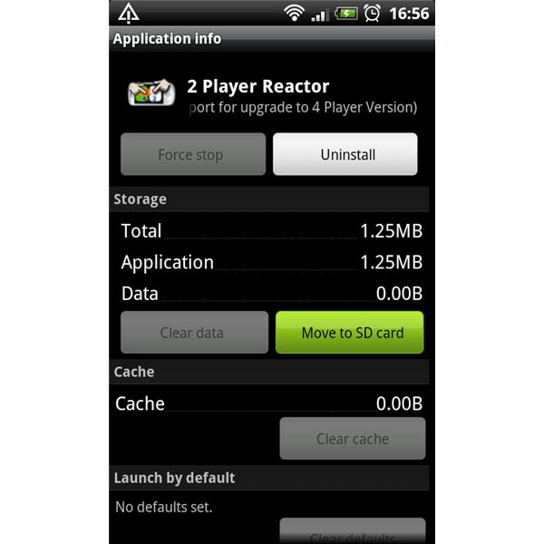 how to add apps to sd card android