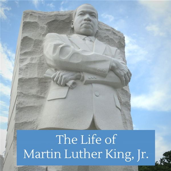 short essay martin luther king jr It's not remembered like i have a dream, but martin luther king king came across a 28-page photographic essay the rev martin luther king jr.