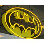 Batman Neon Light Logo